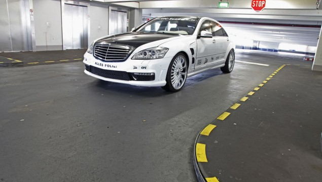 S65 AMG V12 Receives Makeover by CFC-Sundern DESIGN WORLD