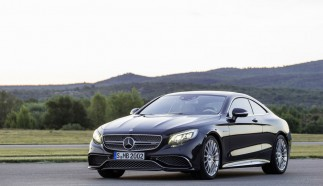 2015 Mercedes S65 AMG Coupe Quick View