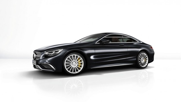 2015 Mercedes S65 AMG Coupé Details and Photo Gallery