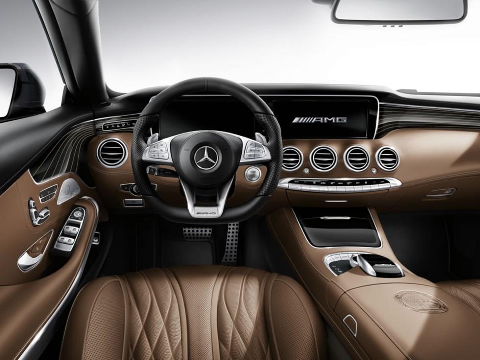 2015 Mercedes S65 AMG