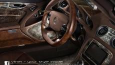 Mercedes-Benz SL-Class Vilner Crocodile