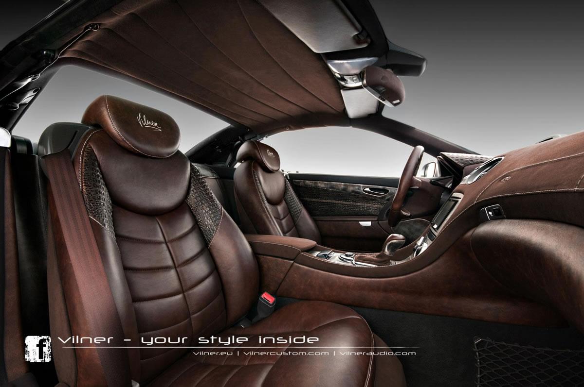 Mercedes-Benz SL-Class Vilner Crocodile 13