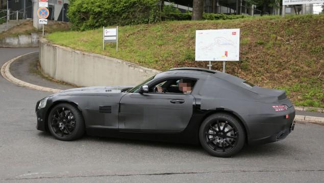 Mercedes SLC AMG GT