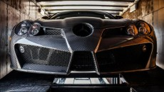 Mansory SLR Renovatio grille