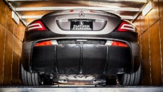 Mansory SLR Renovatio bumper