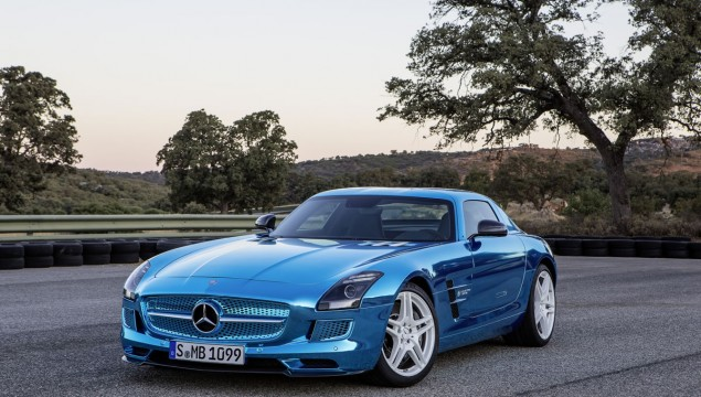 Mercedes-Benz SLS AMG Now Available in Seven Variants