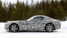 Mercedes AMG GT Side