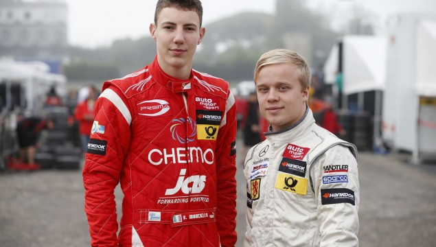 Raffaele Marciello, Prema Powerteam, Mercedes-Benz, FIA Formula 3 European Championship, Felix Rosenqvist, Mücke Motorsport