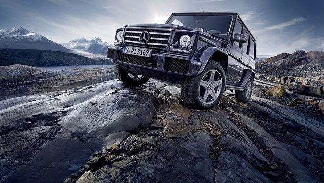 2016 Mercedes-Benz G-Class Coming To America