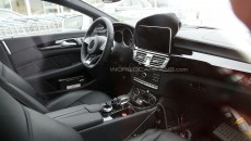 Mercedes CLS63 AMG Shooting Brake Interior