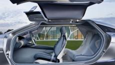 Mercedes Concept F125! doors up