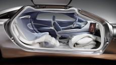 Mercedes Concept F125! Interior