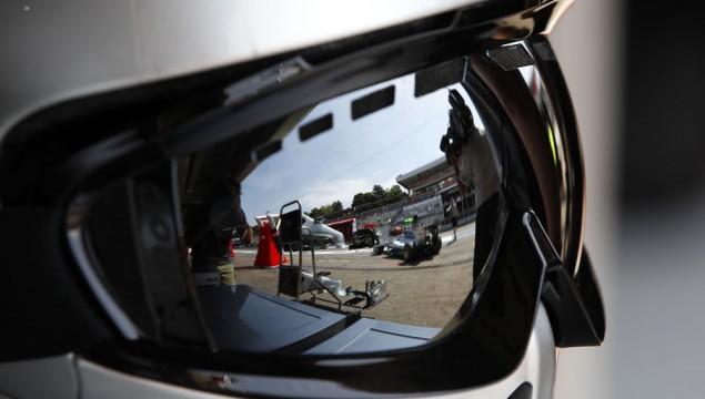 Hamilton Lands on the Podium at the 2014 Hungarian Grand Prix