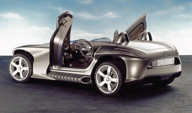Mercedes-Benz F400