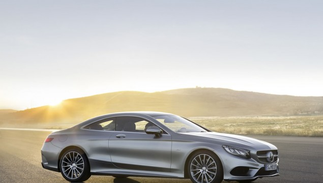 Mercedes-Benz S-Class Coupe – Photo Gallery