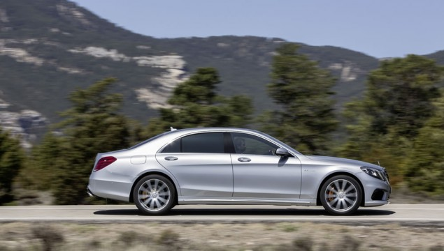 Mercedes S63 AMG Video Walk Around