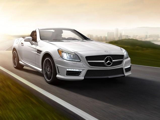 2013 Mercedes SLK-Class
