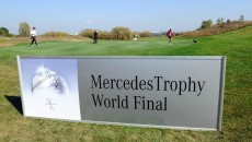 Mercedes Trophy Final Golf
