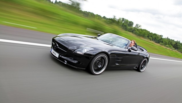 Mercedes SLS AMG Roadster by Väth