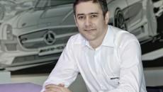 Racing driver Karl Wendlinger (Austria)