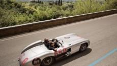 Mille Miglia 2012, Mercedes-Benz 300 SL Rennsportwagen (W 194, 1952)