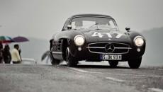 Mille Miglia 2012, Mercedes-Benz 300 SL Coupé (W 198, 1954 bis 1957)