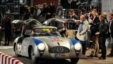 Mille Miglia 2013, Mercedes-Benz 300 SL racing car (W 194, 1952)