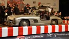 Mille Miglia 2013, Mercedes-Benz 300 SL Coupé (W 198, 1954 to 1957).
