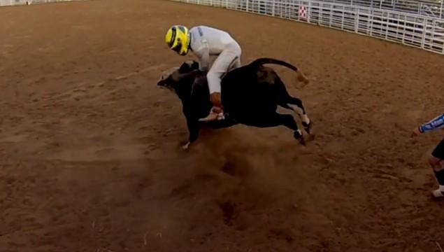 Video: Nico Rosberg Trains To Take on the Bulls