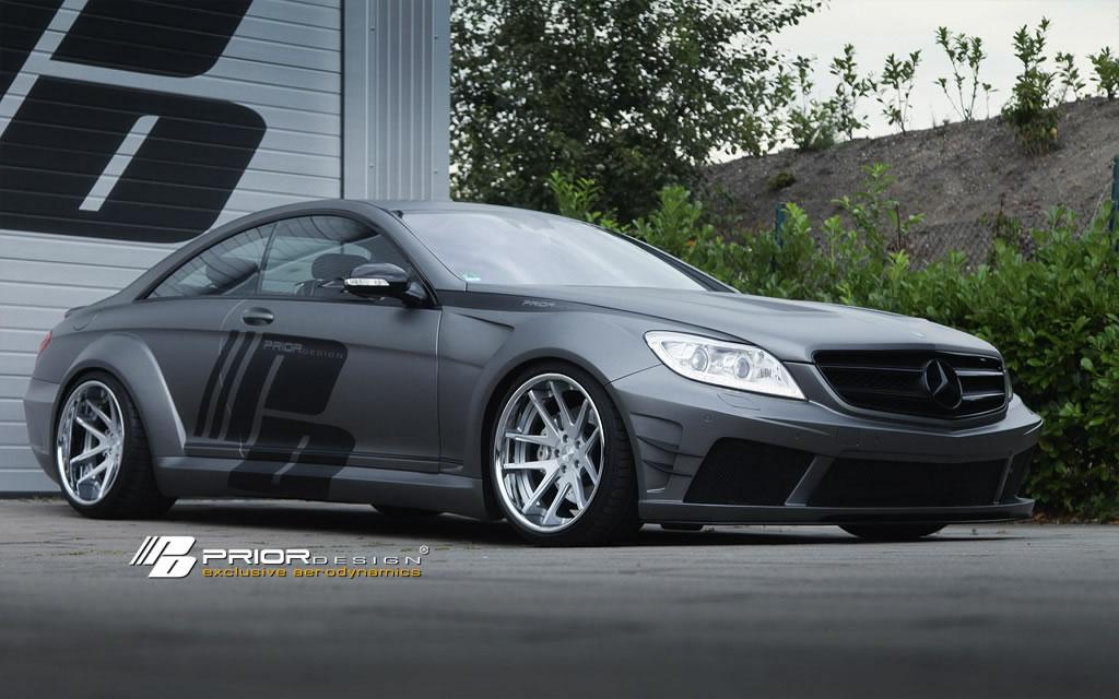 2010 Prior Design Mercedes-Benz SL R230 PD Series Review