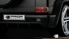 Mercedes-Benz G-Class by Prior-Design rear