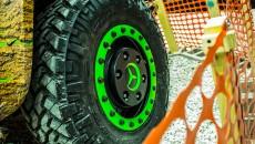 Sprinter Extreme concept has super strength wheels
