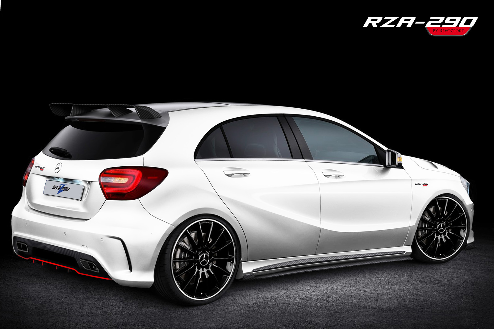 RevoZport Introduces Tuning Package for the Mercedes A-Class Photo