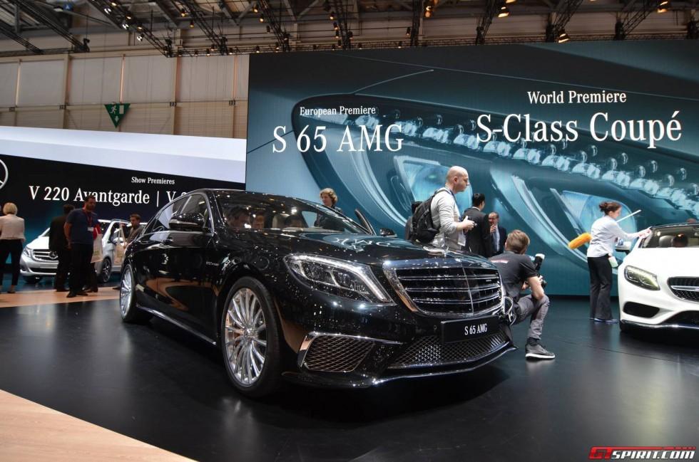 Mercedes S65 AMG