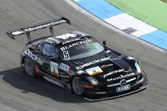 Driver and team title in the ADAC GT Masters for Sebastian Asch and Maximilian Götz from kfzteile24 MS RACING Team