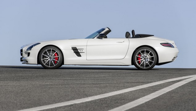 Mercedes-Benz SLS AMG GT at 2012 Paris Motor Show
