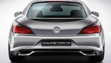 Mercedes-Benz SL Shooting Brake Concept rear