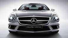 Mercedes-Benz SL Shooting Brake Concept grille