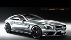 Mercedes-Benz SL Shooting Brake Concept studio