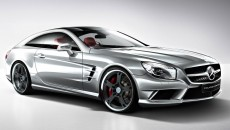 Mercedes-Benz SL Shooting Brake Concept front grille