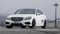 Mercedes-Benz E500 Aftermarket Upgrade From VATH