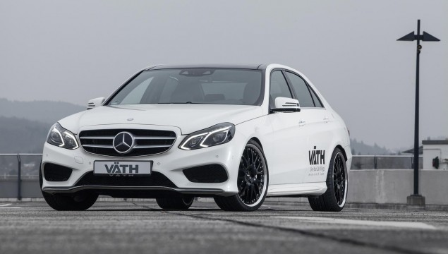 Mercedes-Benz E500 Aftermarket Upgrade From VATH