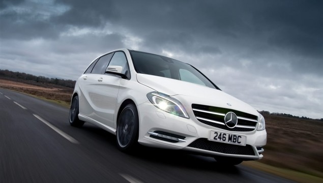 Mercedes-Benz A180 CDI ECO SE Review