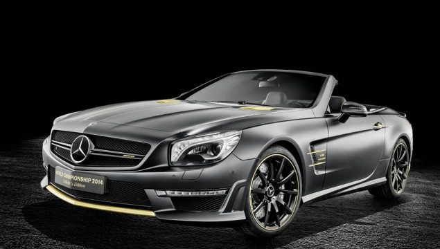 Special Limited Edition SL63 AMG Models Unveiled