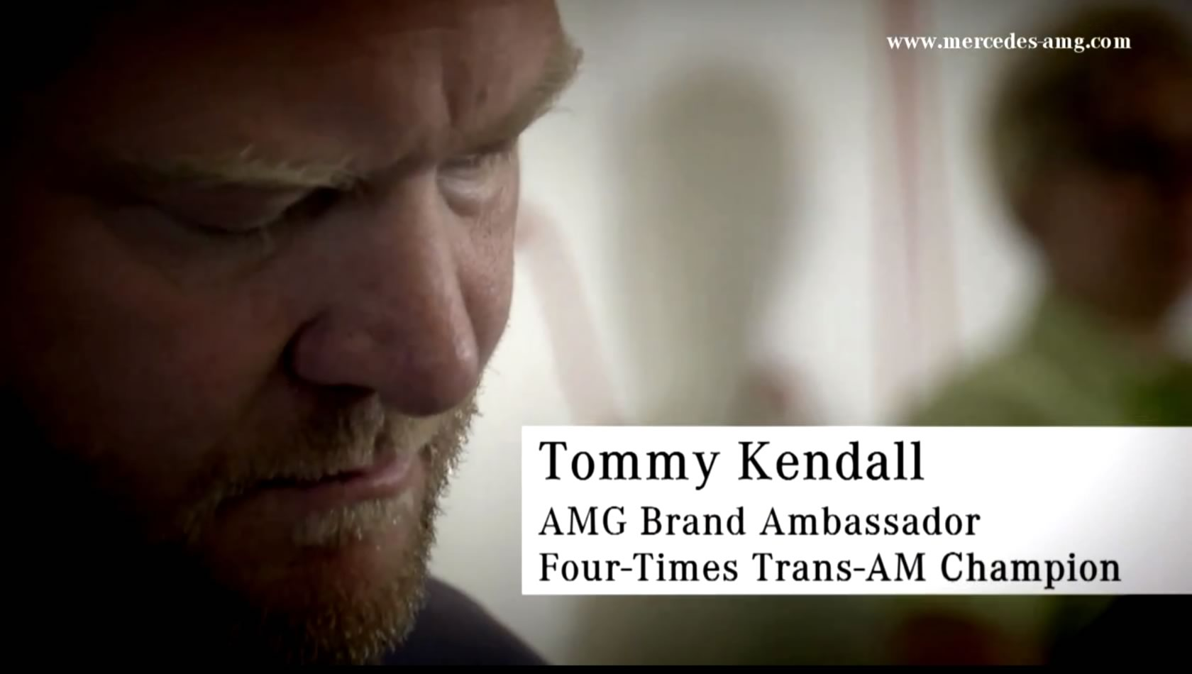 AMG Driving Academy Masters Tommy Kendall