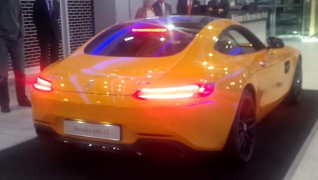 No Sweeter Sound – Mercedes AMG GT