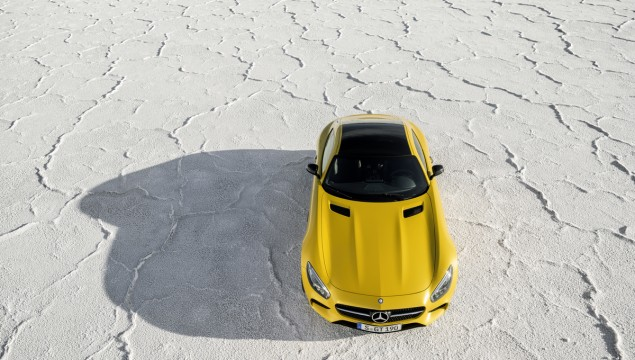 Mercedes-AMG GT Takes On Porsche in New Promo
