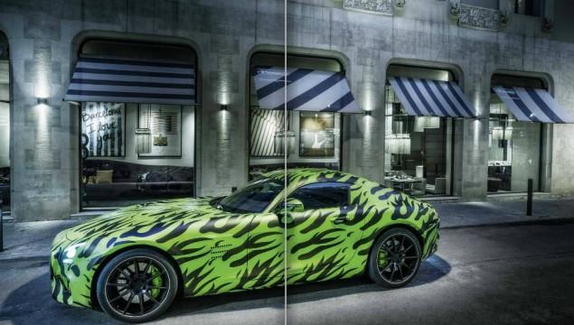 2015 AMG GT Details Revealed