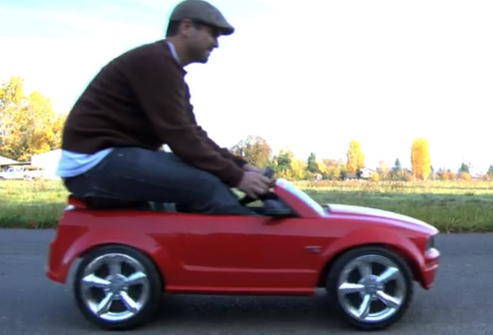 AMG GT Video