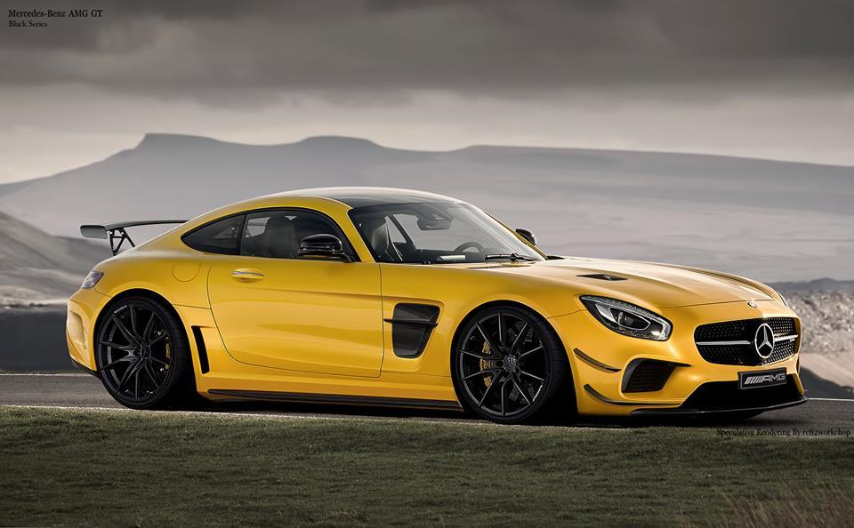 mercedes amg gt black series confirmed